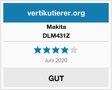 Makita DLM431Z Test