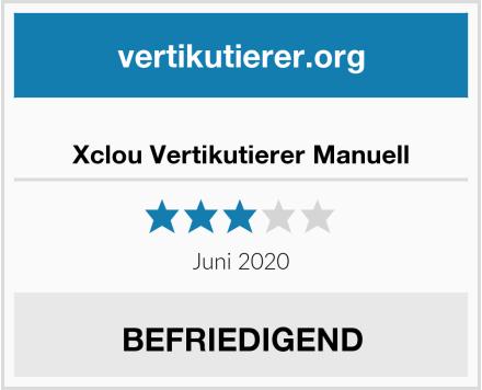 No Name Xclou Vertikutierer Manuell Test