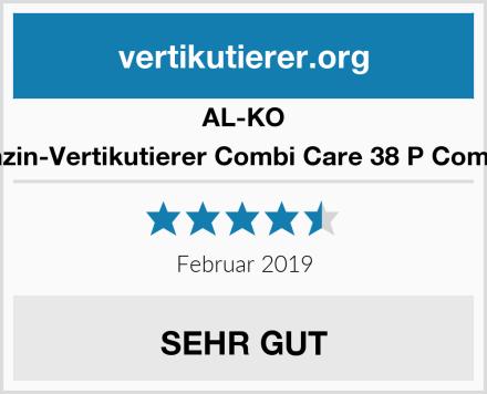 AL-KO Benzin-Vertikutierer Combi Care 38 P Comfort Test