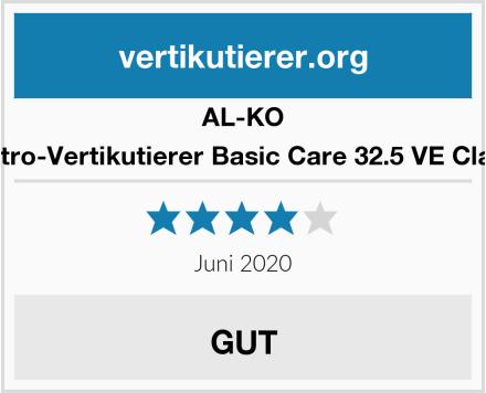AL-KO Elektro-Vertikutierer Basic Care 32.5 VE Classic Test