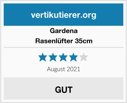 Gardena Rasenlüfter 35cm Test