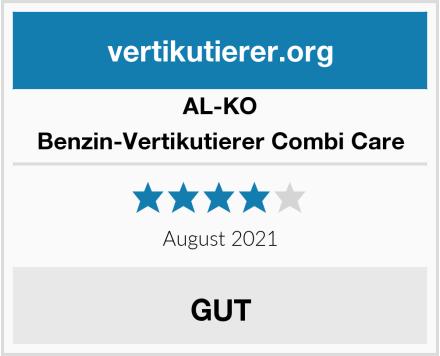 AL-KO Benzin-Vertikutierer Combi Care Test