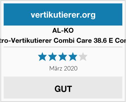 AL-KO Elektro-Vertikutierer Combi Care 38.6 E Comfort Test