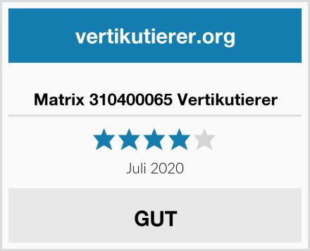 Matrix 310400065 Vertikutierer Test