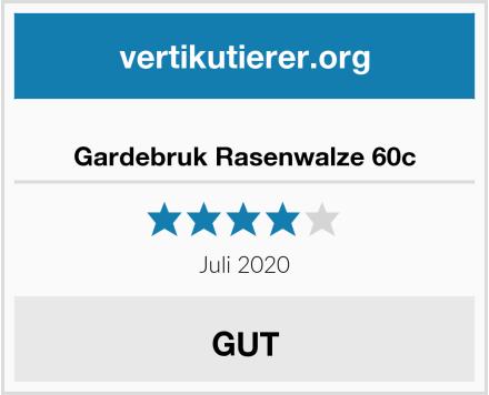 Gardebruk Rasenwalze 60c Test