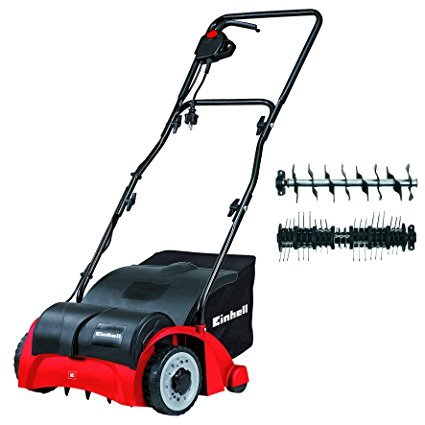Einhell 3420620 GC-SA 1231 Elektro-Vertikutierer-Lüfter