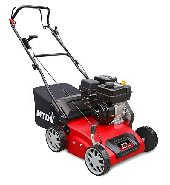 MTD Benzin-Vertikutierer OPTIMA 38 VO
