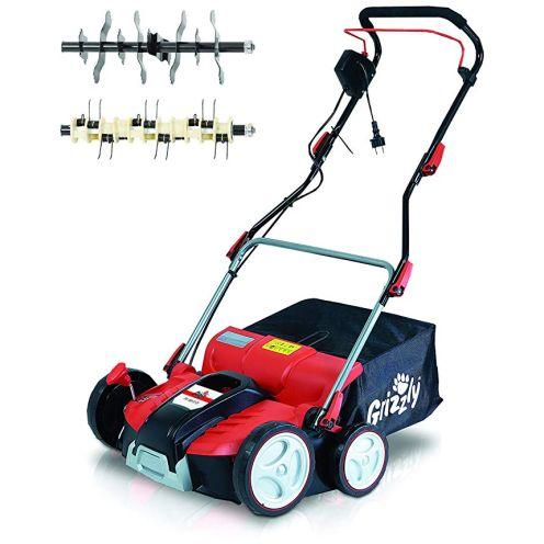 Grizzly Elektro Power Vertikutierer ERV 3718