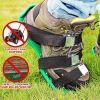 ZDTech Rasenlüfter-Schuhe