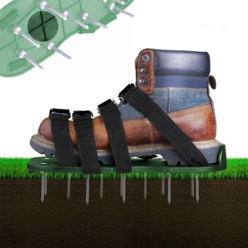 Sinicyder Rasenbelüfter Schuhe